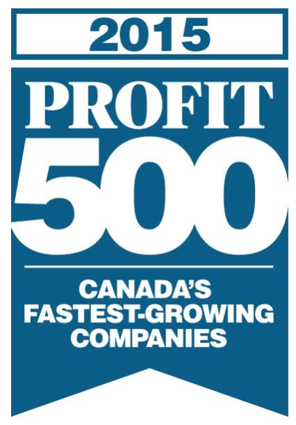 Profit 500 2015