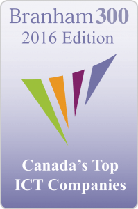 NEXUS SYSTEMS GROUP Ranks No. 103 on the 2016 Branham300 Top 250 ICT Companies
