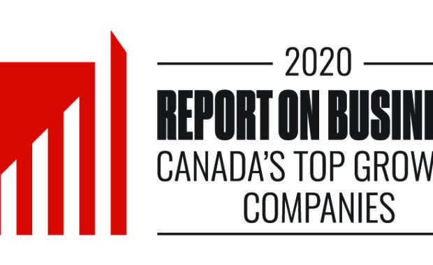 2020 Report on Business Canada's Top Growing Companies - Nexus Group