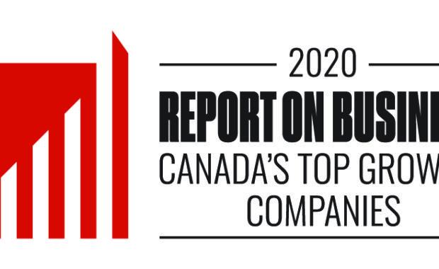 2020 Report on Business Canada's Top Growing Companies - Nexus Group
